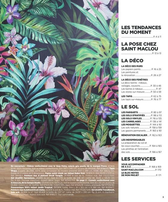 Promotions Du Catalogue Saint Maclou A Proximite