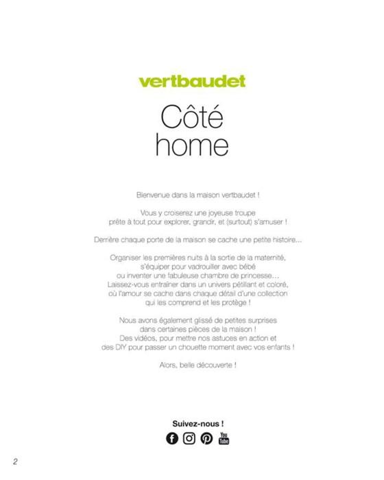 Vertbaudet à Villeurbanne, promotions du catalogue